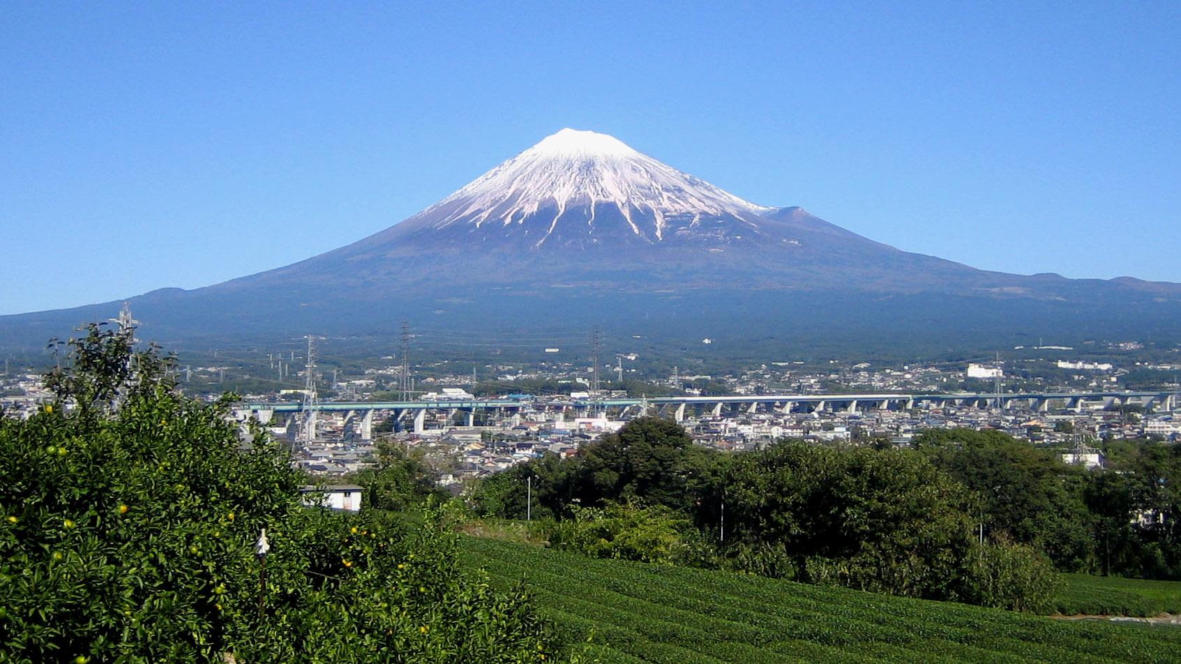 朝礼ネタ・スピーチなどに使える面白いおすすめ雑学(富士山)