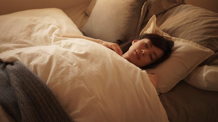 これをするだけで睡眠と同等の効果があるって本当?