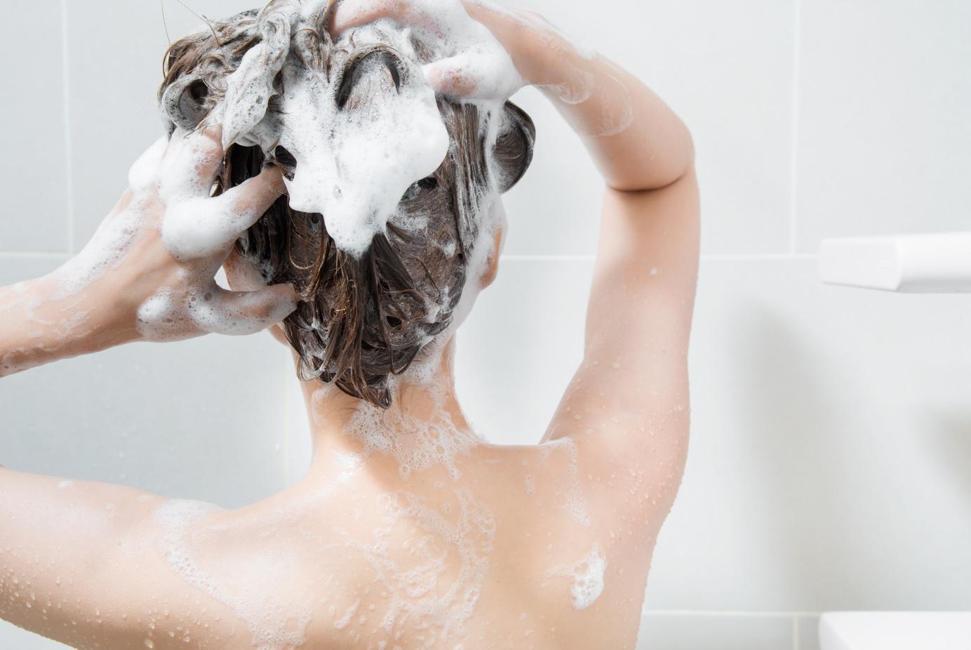 お風呂で体を洗う順番