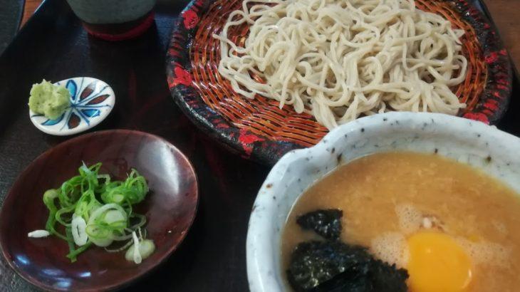 箱根のおすすめ蕎麦「竹やぶ」に行ってみた!